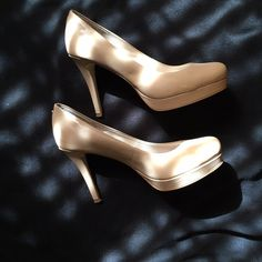 Shoes Michael Kors 3 1/2 inch heels, worn only once Michael Kors Shoes Heels