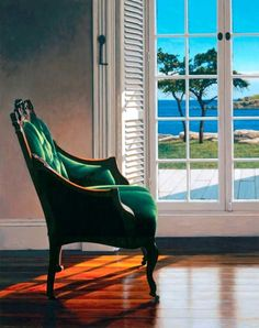 Indian Summer by Edward Gordon