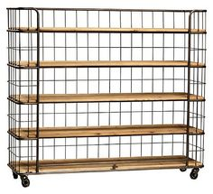One Kings Lane - Form Meets Function - Anthony Bakers Rack