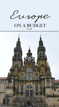 Europe on a budget. 10 Cheapest Cities in Europe.
