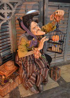 Maddie the Eccentric Witch  © Rucus Studio 2012