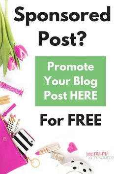 Love working on sponsored posts? My favorite sponsored posts are pay per CLICK so you can make more money every time! Looking to make MORE per sponsored post? Of course you are! I promote YOUR blog posts for FREE to thousands of blog readers