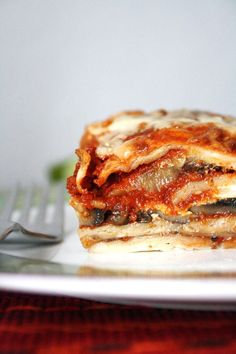 Mexican Tortilla Lasagne with Roasted Salsa Verde