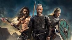 The world of the Vikings is brought to life through the journey of Ragnar Lothbrok, the first Viking to emerge from Norse legend and onto the pages of history - a man on the edge of myth. Vikings Tv Show, Watch Vikings, Vikings Tv Series, Vikings Rollo, Ragnar Lothbrok, Katheryn Winnick, Travis Fimmel, Jonathan Rhys Meyers, Tv Series Wallpapers