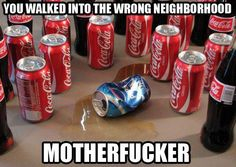 Been a Coca-Cola fan my entire life....this is hilarious. (Thanks, Bubba!)