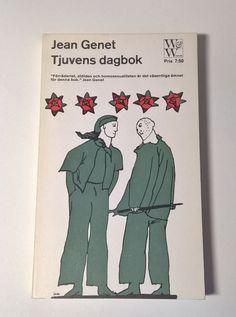 Bildresultat för jean genet tjuvens dagbok