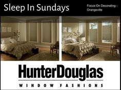 Hunter Douglas, Window Styles, House Colors, Sleep, Colours, Windows, Decorating, Wallpaper, Store