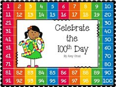 """100th Day of School *FREEBIE*....Follow for Free """"too-neat-not-to-keep"""" teaching tools & other fun stuff :)"""