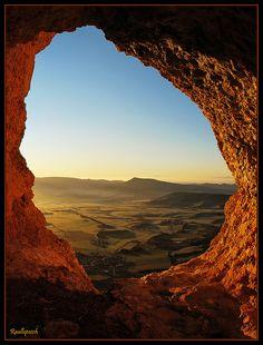 Más tamaños | Agujero de San Prudencio, via Flickr. www.casaruralnavarra-urbasaurederra.com http://nacedero-rio-urederra.blogspot.com.es http://navarraturismoynaturaleza.blogspot.com.es/ http://mundoturismorural.blogspot.com.es/