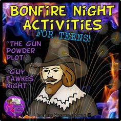 This 'Bonfire Night' resource for teens will teach your students about the British History of the Gun Powder plot and why 400 years later, every 5th November fireworks are set off and bonfires are lit across the UK!