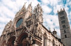 #Siena: il #Duomo - #Siena: the #Chatedral.