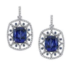 Tanzanite...one of the most beautiful stones (when the stone is grade A)