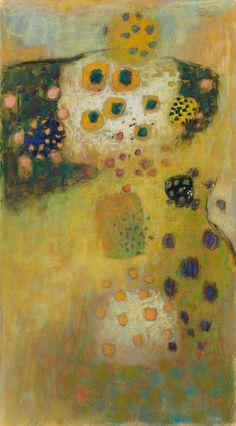 "rickstevensart: 39-11 Organized Chaos | pastel on paper | 36 x 20"" Rick Stevens Art"
