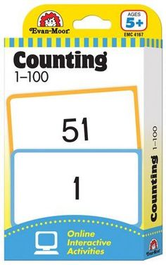 Flashcards/Counting 1-100