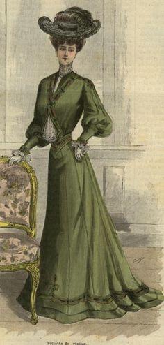 La Mode Illustree, Oct. 30, 1904