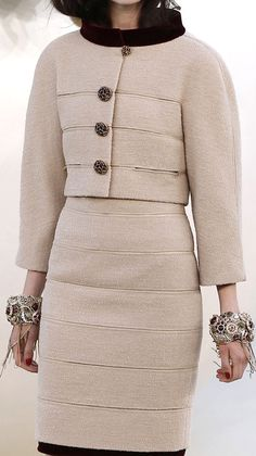 Chanel Haute Couture Autumn 2010