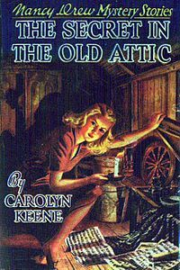 I read almost all of the Nancy Drew series multiple times... and when I finished them, I went on to The Hardy Boys.