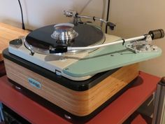 MY THORENS 124 - Other Turntables - Lenco Heaven Turntable Forum