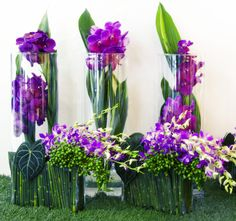 Flower decor and design/flower arrangement/beautiful wanda/flowers for official event