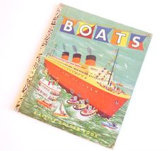 Whatever Floats Your Boat....EPSTEAM Friday Night Blitz Treasury by Bonnie Bowers on Etsy