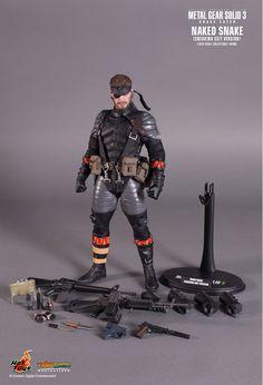 Metal Gear Solid 3: Snake Eater.
