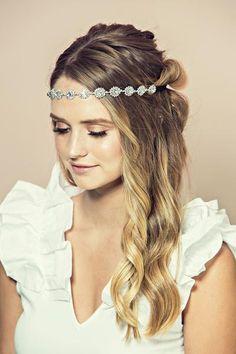 82 Best Headbands Images Hair Makeup Hair Makeup Hair Ideas