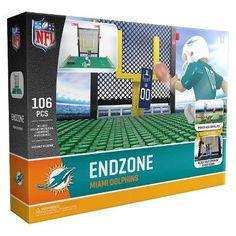 NFL Miami Dolphins Oyo Endzone Playset