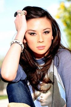 Malese Jow as Marin in The Man Test