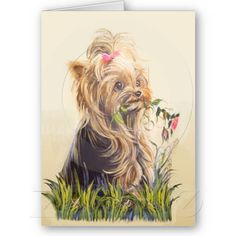 """Helping Momma Garden"" Greeting Card"