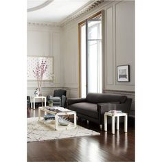 Anthropologie Lacquered Wellington Coffee Table ($800) via Polyvore featuring home, furniture, tables, accent tables, lacquer furniture, anthropologie, anthropologie furniture, lacquer table and lacquer coffee table