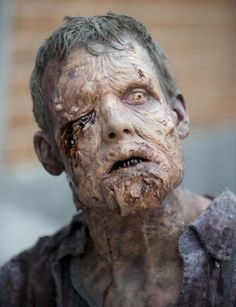 """Which zombie from """"The Walking Dead"""" scared you the most?"""