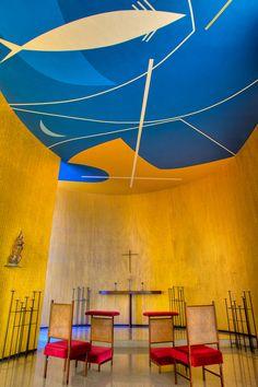 Palácio da Alvorada, Capela - Brasil - Oscar Niemeyer
