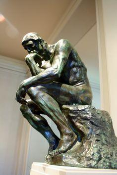 Rodin: The Thinker - National Gallery of Art - Washington DC