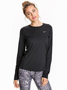 Nike Miler Long Sleeve