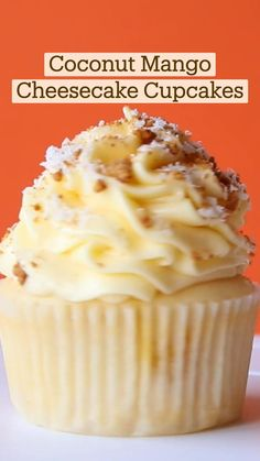 Fun Baking Recipes, Cupcake Recipes, Sweet Recipes, Cupcake Cakes, Just Desserts, Delicious Desserts, Amazing Dessert Recipes, Yummy Food, Types Of Desserts