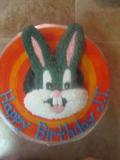 Bugs Bunny Cake