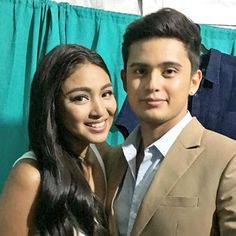 ・・・ Nandito na ang JaDine for Till I Met You The Cinema… Till I Met You, James Reid, Nadine Lustre, Southern California, Cinema, Teen, Photo And Video, My Love, Cute