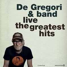 Francesco De Gregori & Band Live – Campania Tickets Steel Guitar, Greatest Hits, Club, Baseball Cards, Sports, Live, Sash, Europe, Musica
