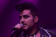 Adam Lambert performs at Revention Music Center on Wednesday. Photo: Elizabeth Conley, Houston Chronicle / © 2015 Houston Chronicle