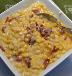 Sweet cream corn can be a little sinful.  Chock full of crispy sweet bacon and creamy goodness this one is off the charts delish!  This one starts with oven roasted corn basted with sweet butter and a pinch of cayenne.  No worries for all you folks that can't take the heat.  All the wonderful... Read More »