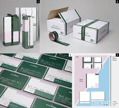 월간 디자인 : 현대백화점 BI 리뉴얼 | 매거진 | DESIGN