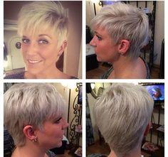 Würdest Du Dich dieses Jahr für Blond entscheiden? Blonde Kurzhaarfrisuren für Dich! - Neue Frisur
