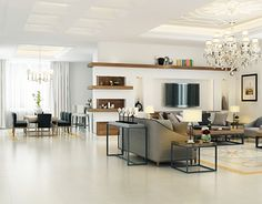 """Check out new work on my @Behance portfolio: """"Living ROom neo Classic"""" http://be.net/gallery/33062475/Living-ROom-neo-Classic"""