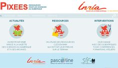 Ressources et activités pour les sciences du numérique (en classe ou hors la classe) |