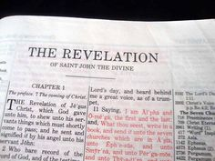 endtimes research, bible outlines, new testament