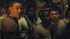 The Maze Runner gets impressive first trailer - Yahoo Movies UK