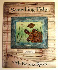Pattern Something Fishy by McKenna Ryan by GabbysQuiltSupplies