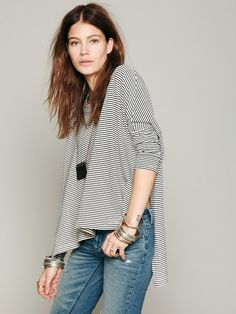 Project Social T We The Free Every Day Tee at Free People Clothing Boutique