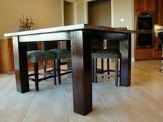 42 Best Custom Wood Tables Images On Pinterest Custom