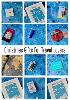 Christmas Gifts for Travel Lovers